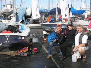 Heisler, Vaillancourt, Rawstrom - LB Turkeys 2010