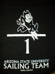 ASU Sailing Team T-Shirt