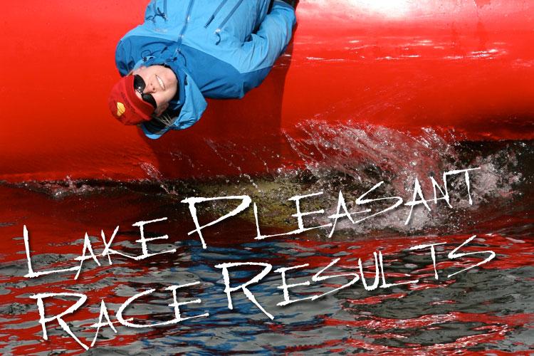 Lake Pleasant Race Results. Photo: Chris Smith