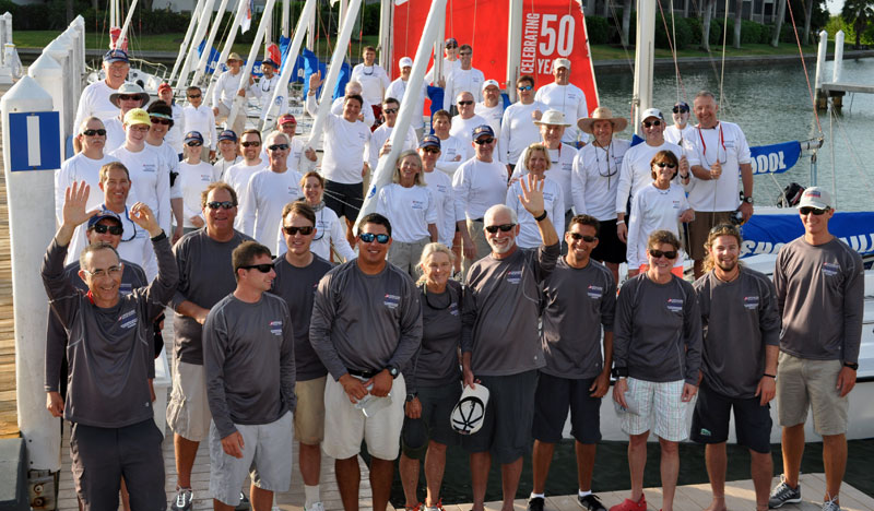 The class photo at the 2014 Performance Race Week.