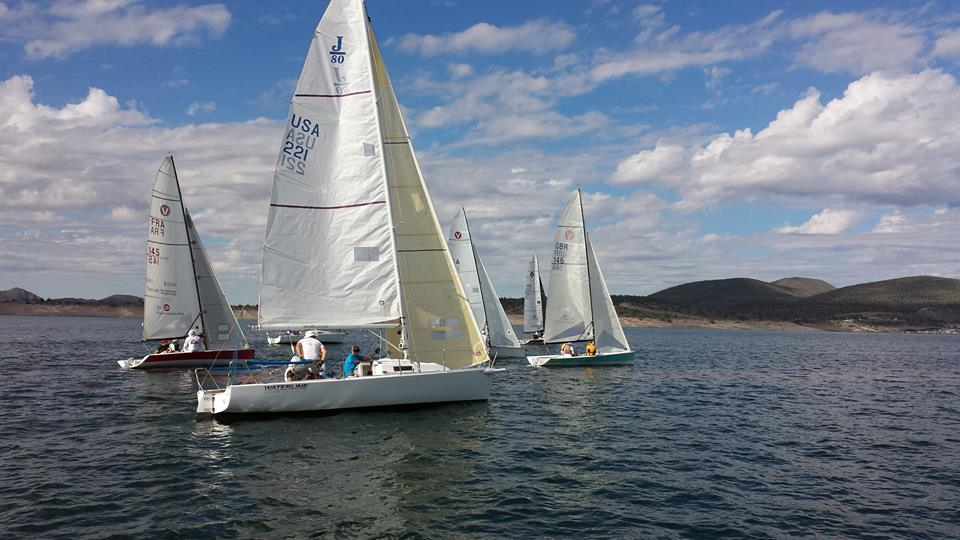 Start of a Sportboat race. Photo: Victor Felice
