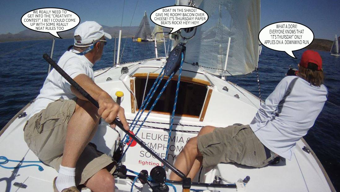Victor and Jeff come up with improvements on the staid, old RRS.