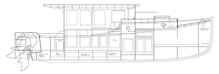 Here's a cutaway view.
