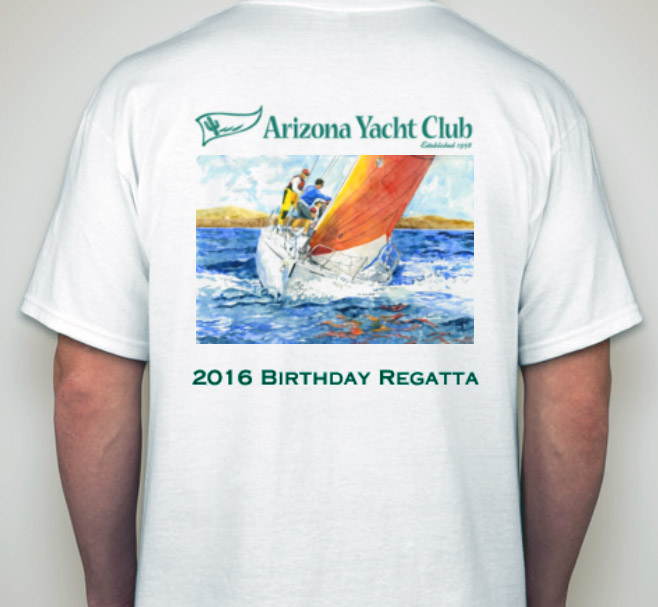 Birthday T-Shirt 2016