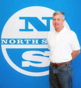 Chris Snow of North Sails
