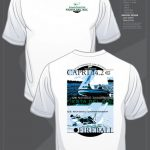 The regatta T-shirt by Pirate's Den.