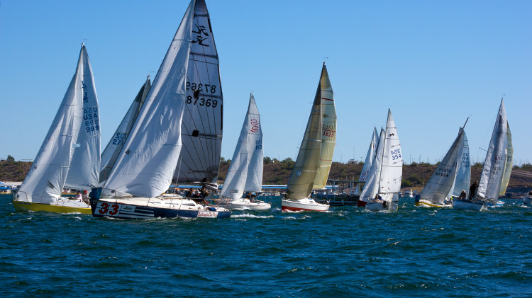 Sign Up for the Dec 1 Governor's Cup Regatta - Arizona Yacht