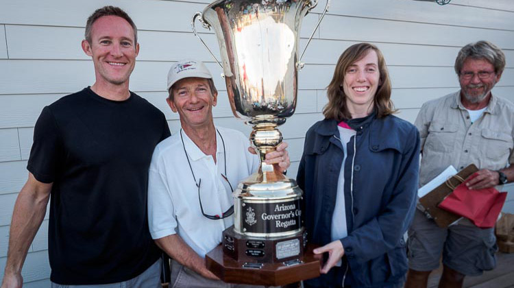 Sign Up for the November 23 Governor's Cup Regatta