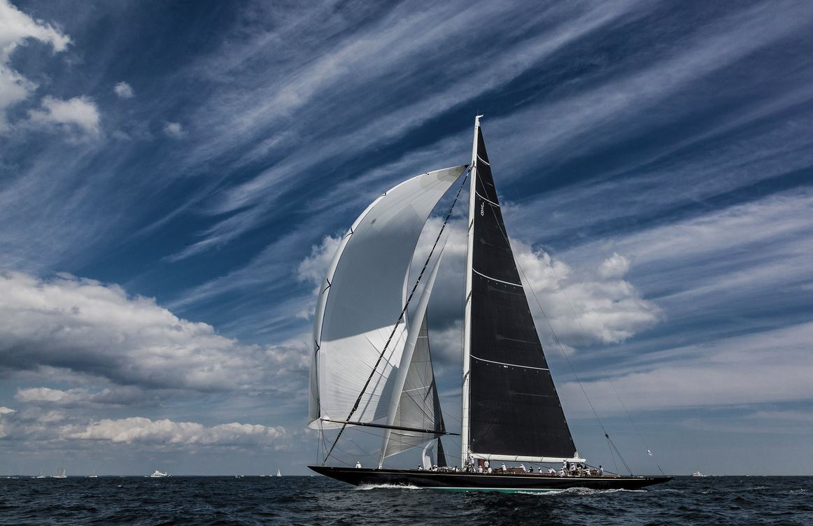 April Monthly Meeting Spectacular Sailing Photography