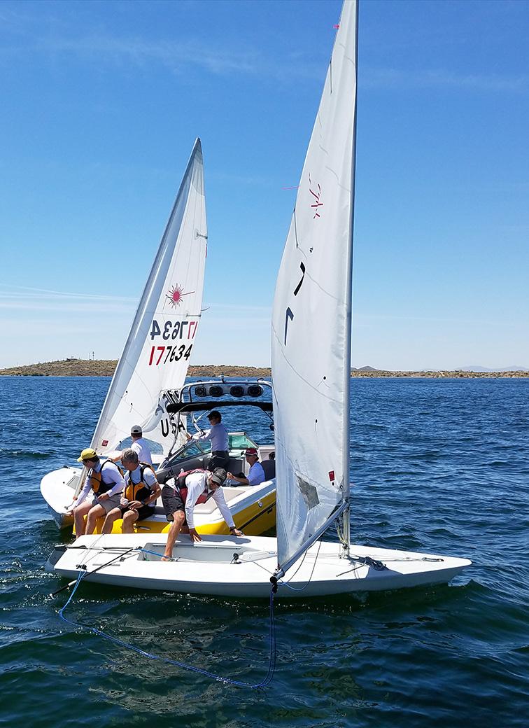 Boat Swap - Zornik