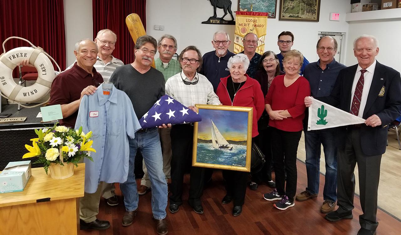 Passing: 50-Year Member Don DeFreze