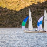 Gorgeous Lake Pleasant Race Weekend